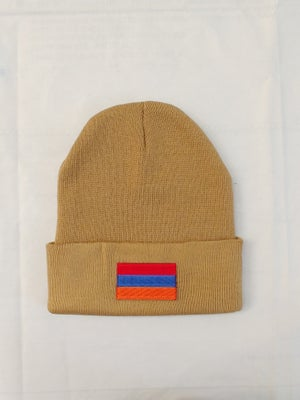 Image of Make Turkey Armenia Again Beanie - Der Zor Sand