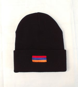 Image of Make Turkey Armenia Again Beanie - Black