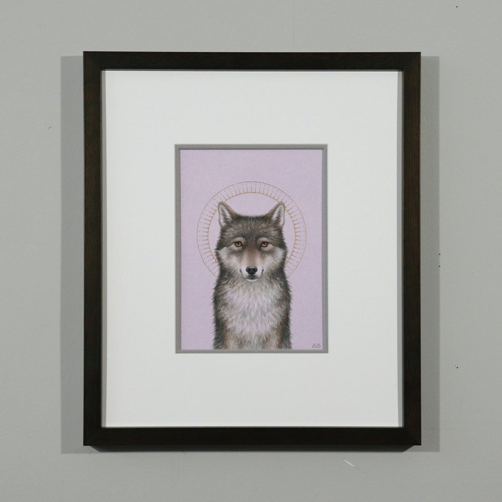 Image of Remnants: Gray Wolf