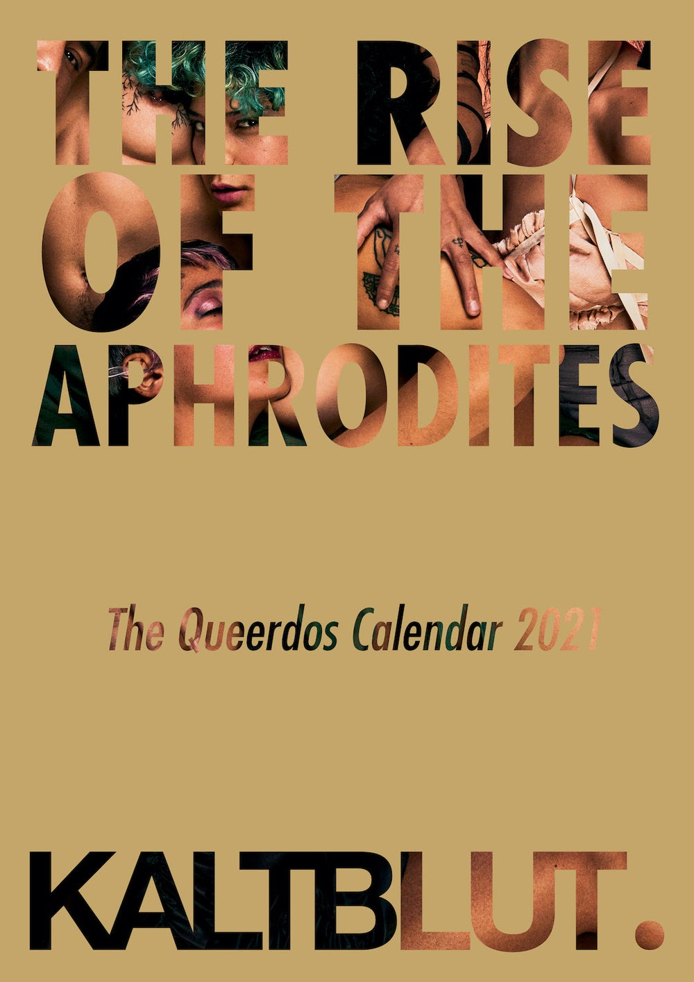Image of The Rise Of The Aphrodites – The Queerdos Calendar 2021
