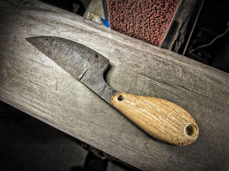 Image of Backfin - reverse edge knife