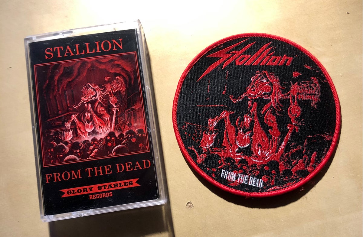 From the Dead - Tape (including Patch)