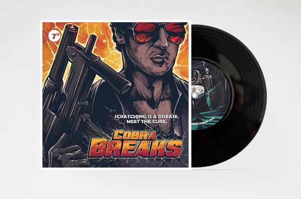 "Image of Cobra Breaks 7"" by Bihari"