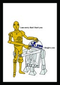 Image of c3po and r2d2
