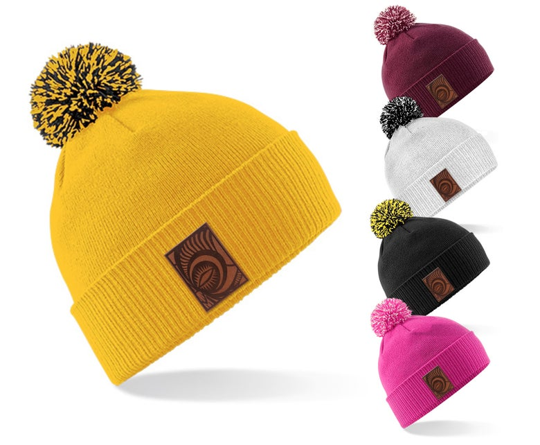 Image of NEW: Beanie-POP ART EDITION