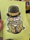Milkstachio poster