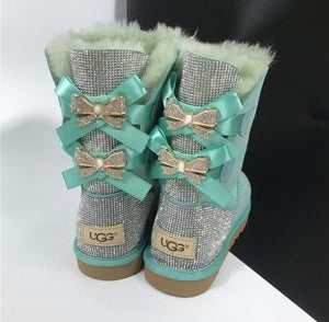 Image of Crystal Bailey Bow Uggs
