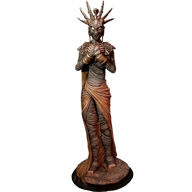 "Image of ""Parasuva"" Deluxe Resin Statue"