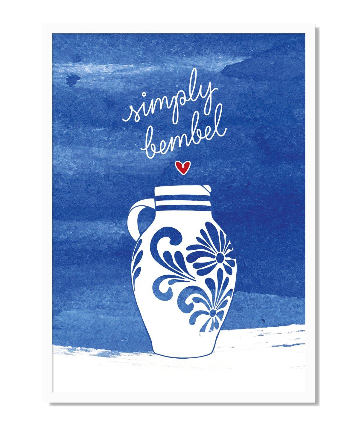 Image of Print: Simply Bembel