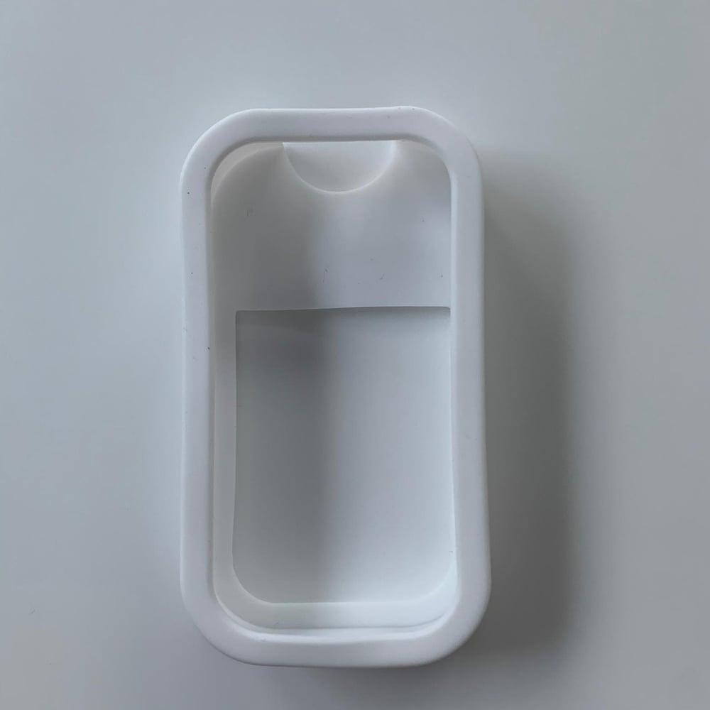 Image of White Silicon Case