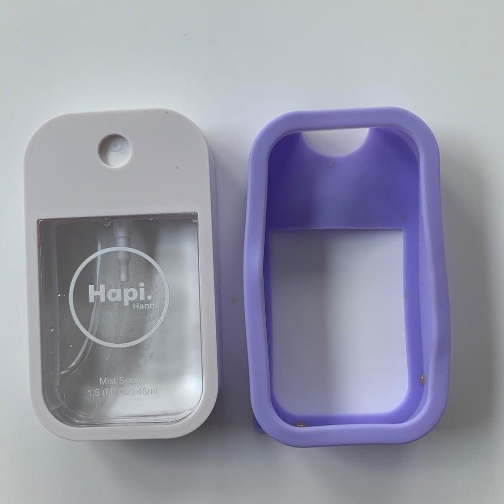 Image of Purple Silicon Case