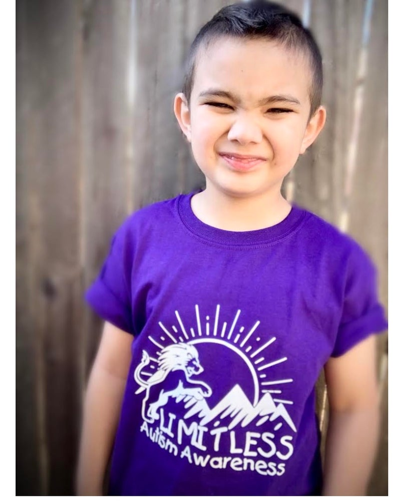 Image of Limitless - kids tee