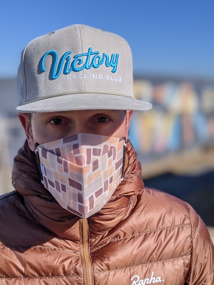 Image of Victory Corduroy Hat- Tan