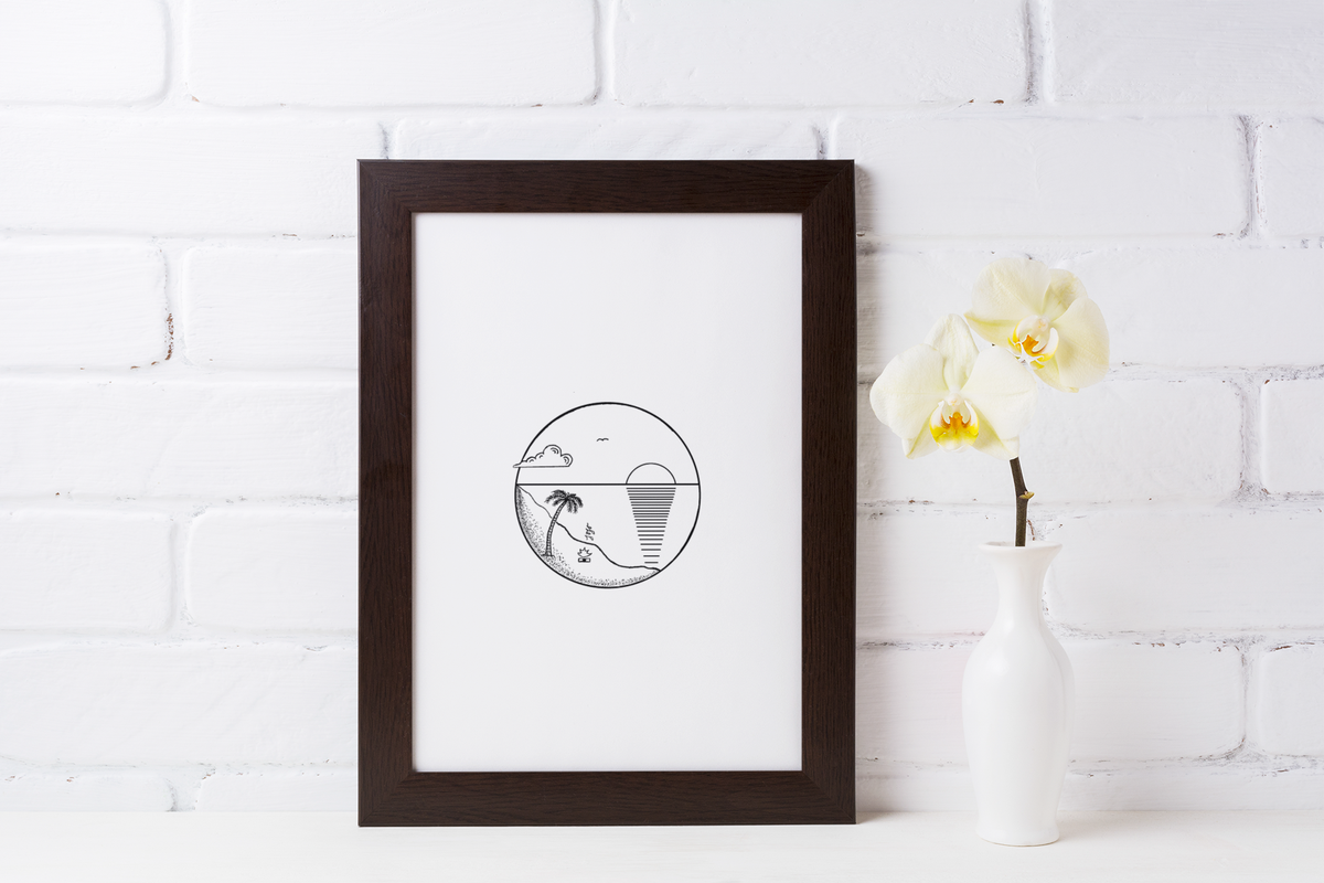 Image of Summer Time & The Livin's Easy Print