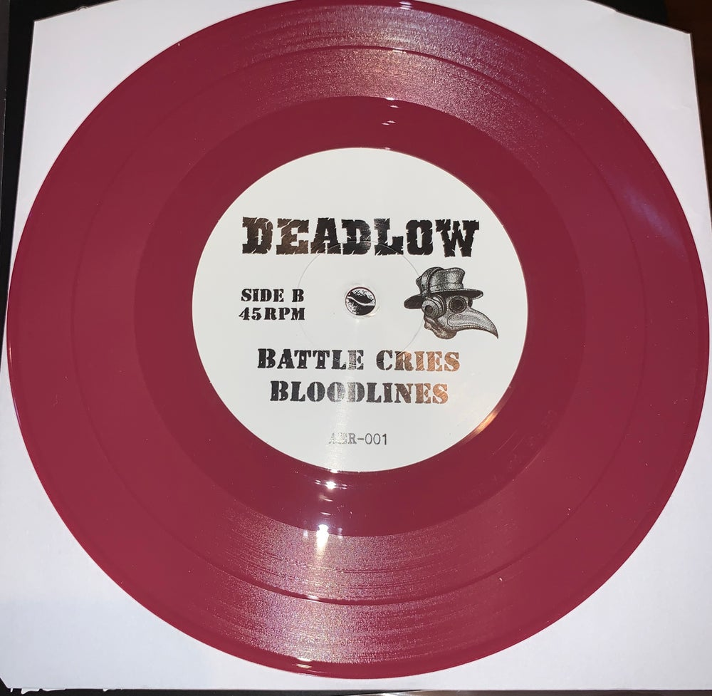 "Dead Low - Listen Up! - 7"" EP"