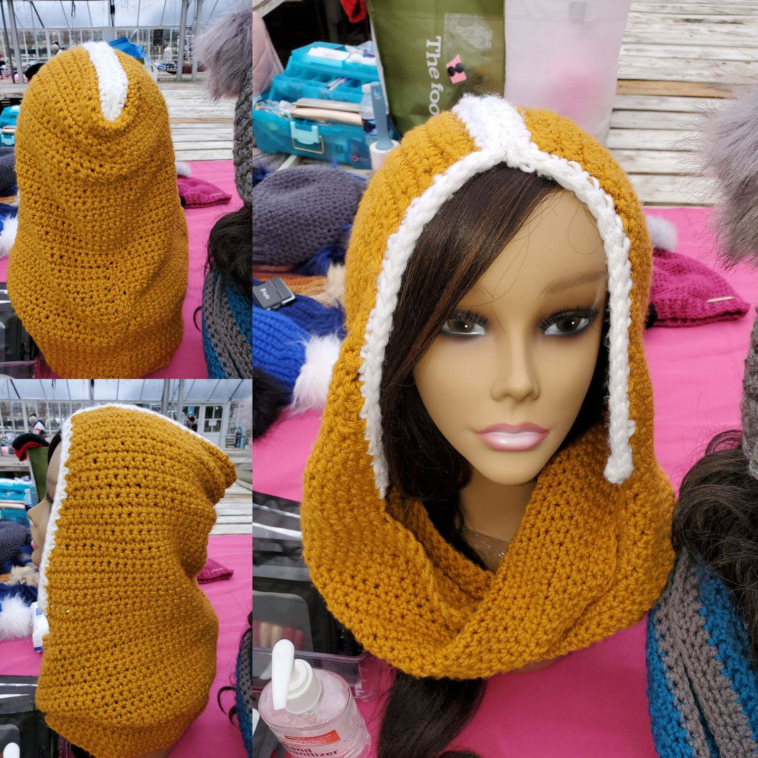 Image of Hooded Cowl