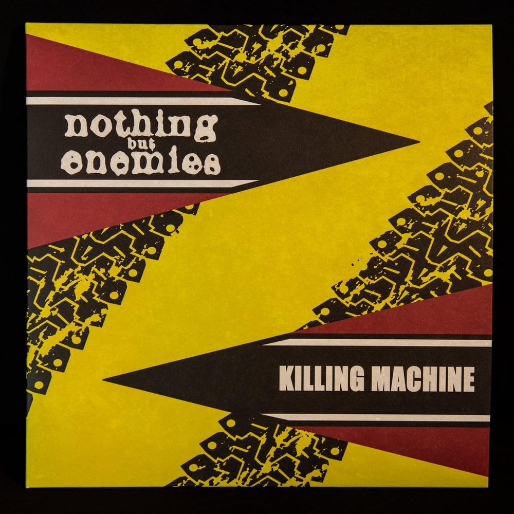 "Nothing But Enemies - Killing Machine - 12"" LP"