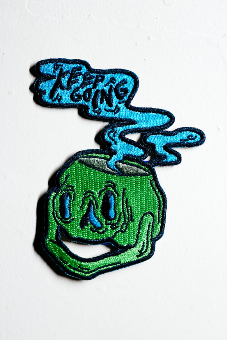 Image of Keep Going Patch