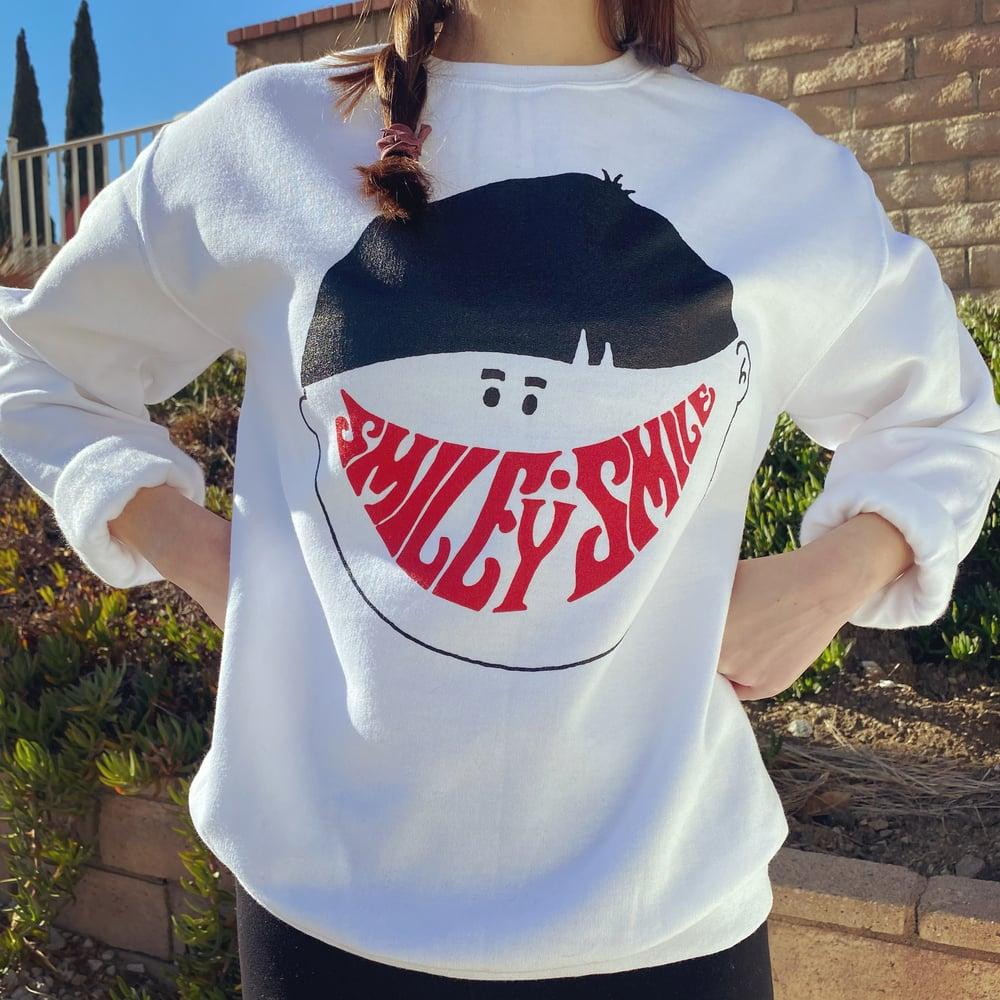 Image of Smiley Smile sweatshirt