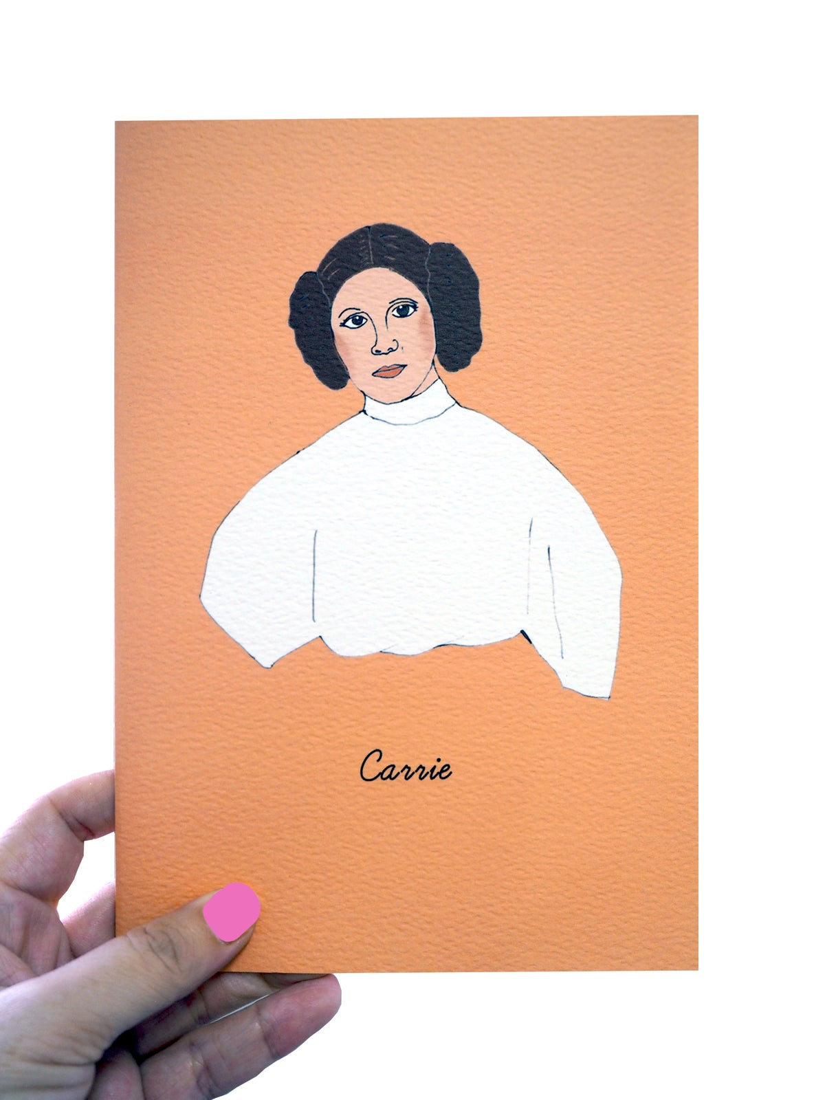 Carrie Fisher Notebook