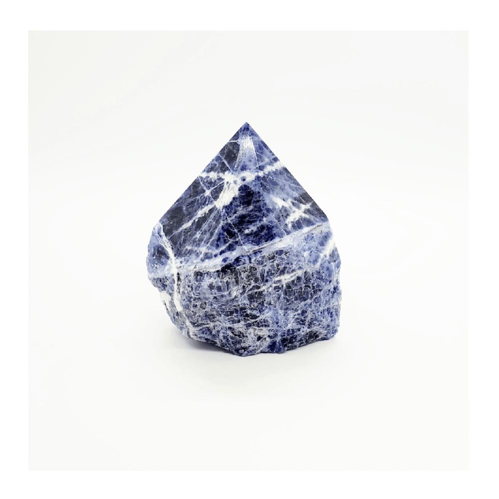 Image of Sodalite Semi-Polished Point