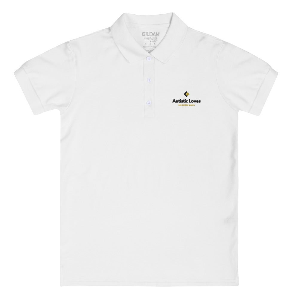 Image of Embroidered Women's AL Polo Shirt