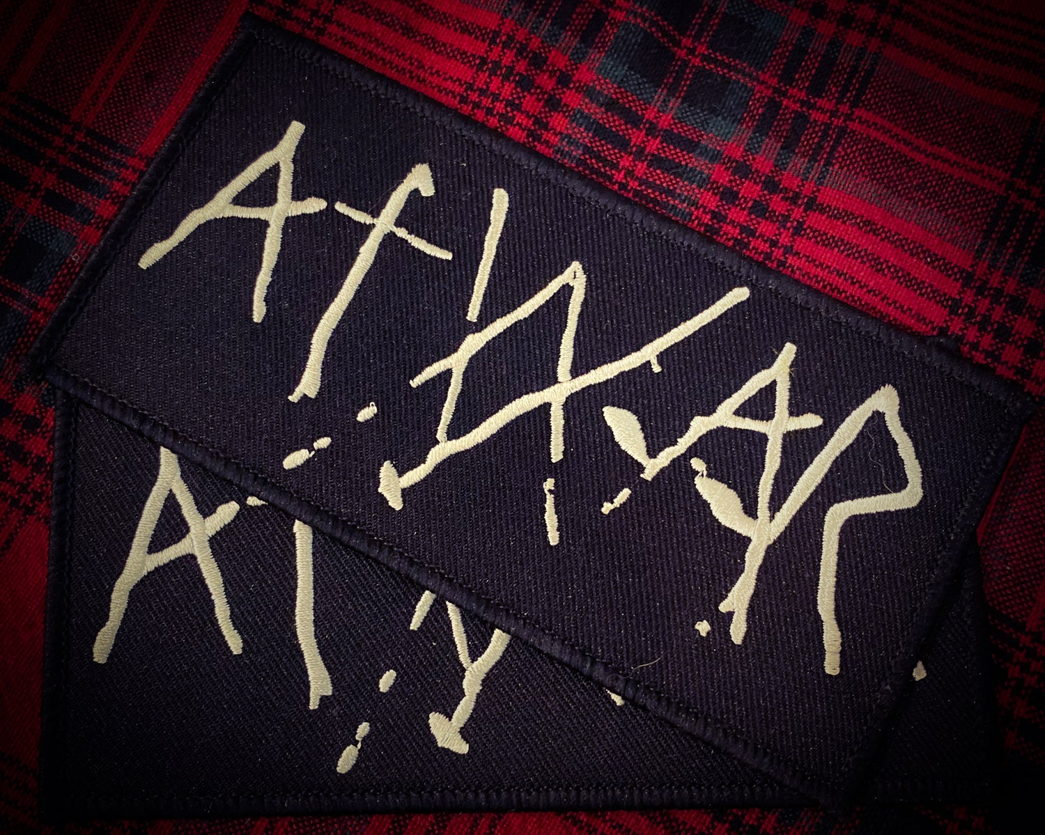 ATWAR Patch