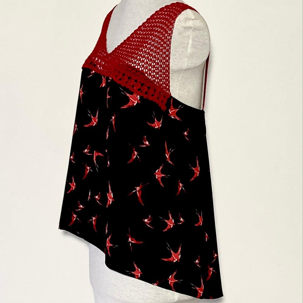 Image of Crimson Sparrow Sophie Blouse