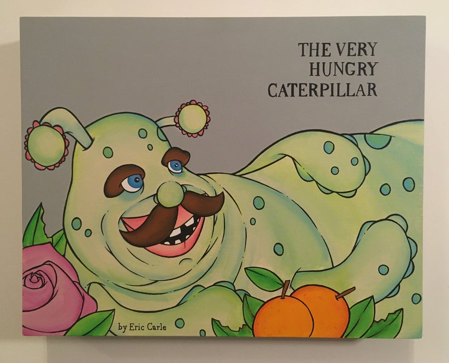 Image of The Very Hungry Caterpillar