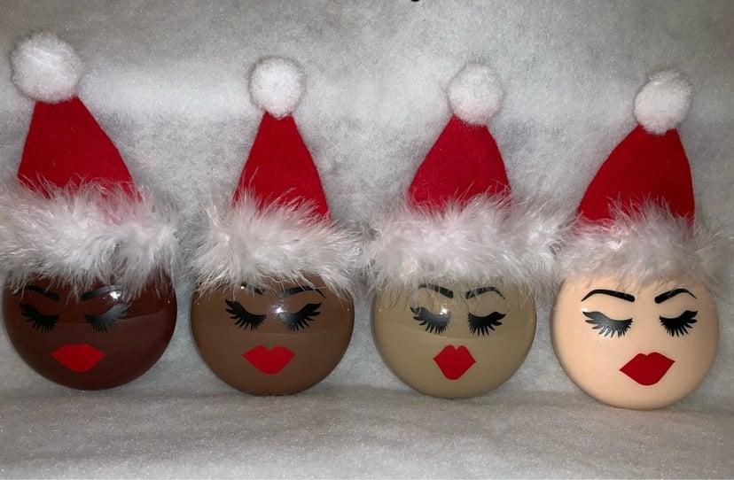 Image of The Santa Baby Ornaments