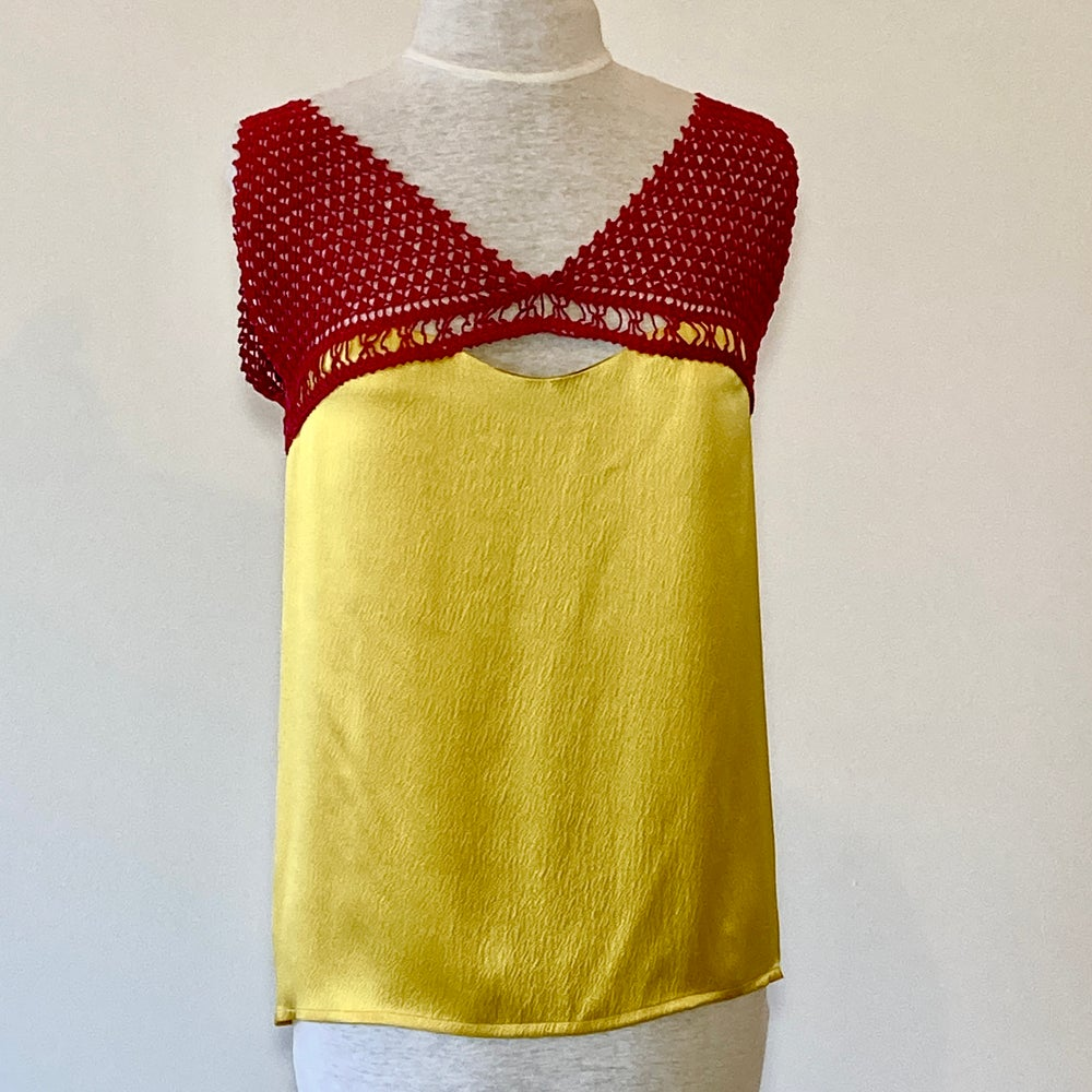 Image of Strawberry Lemonade Sophie Blouse