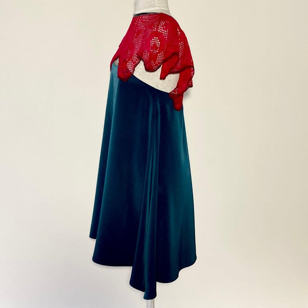Image of Crimson Peacock Marybeth Dress
