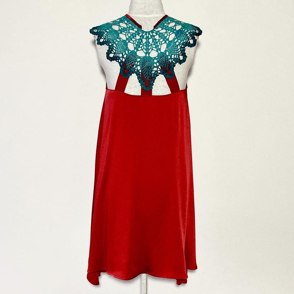 Image of Scarlet Lagoon Breeze Marybeth Dress