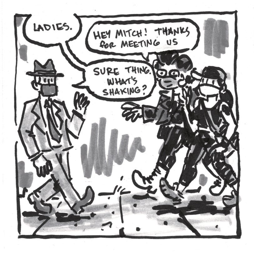 Image of Meeting Comics #15