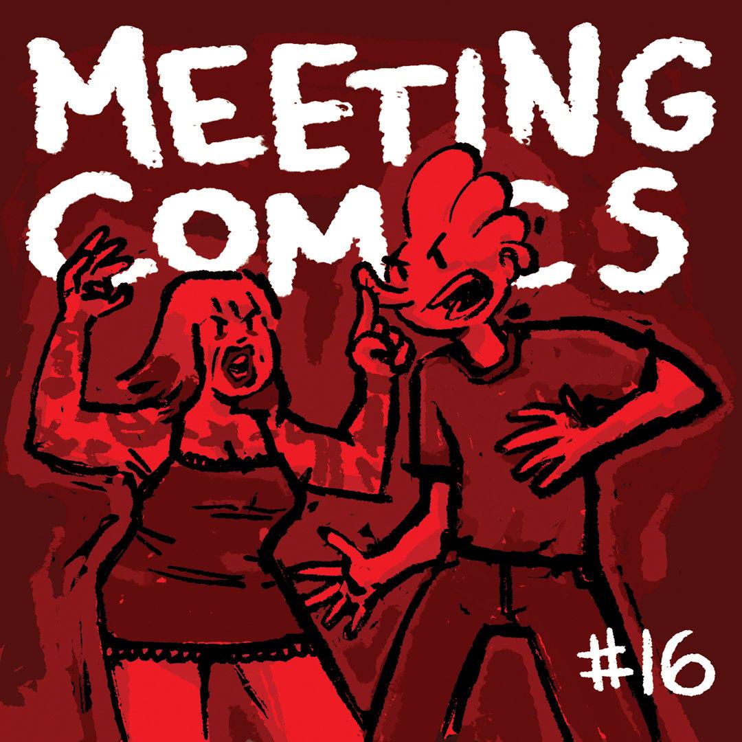 Image of Meeting Comics #16