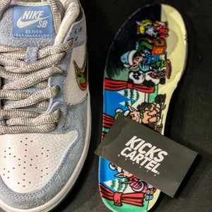 "Image of Nike SB Dunk Low Sean Cliver ""Holiday"""