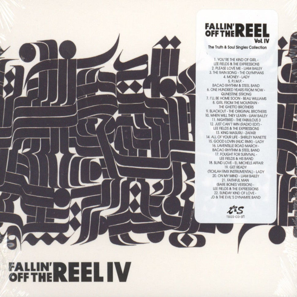 Fallin' Off The Reel IV (CD)