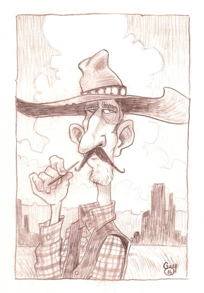 Image of Cowboy (5x7)