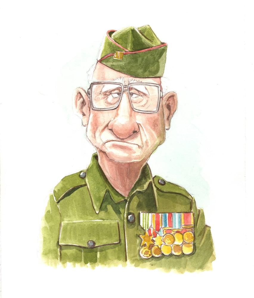 Image of Veteran (6x9)