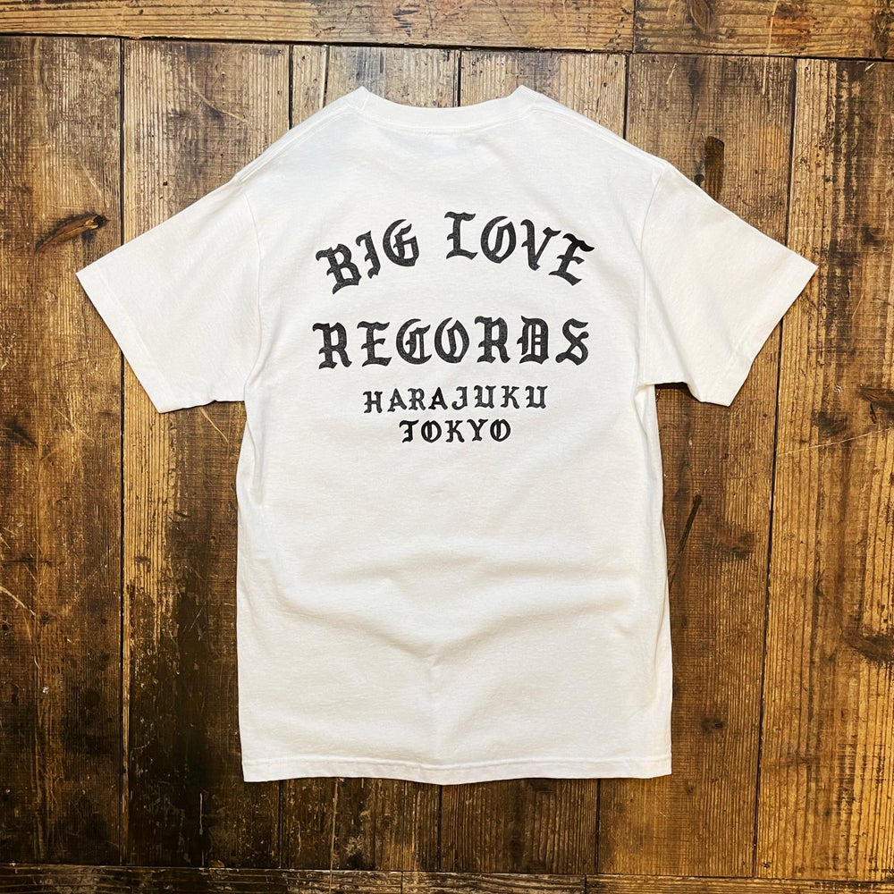 Image of BIG LOVE CLASSIC T-SHIRT -WHITE-