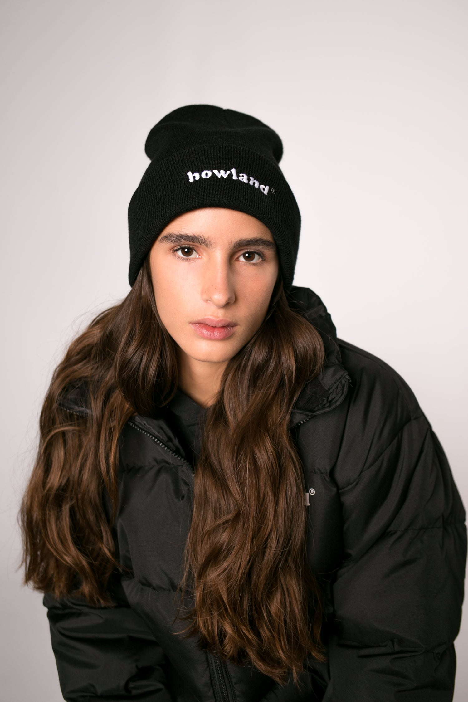 Image of BLACK HT BEANIE