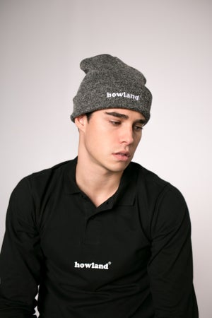 Image of HEATHER GREY HT BEANIE