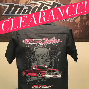 "Image of Work Shirt -""Kustom Werx"""