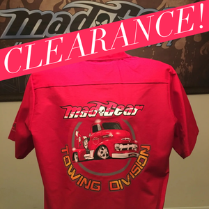 "Image of Work Shirt - ""Towing Division"""