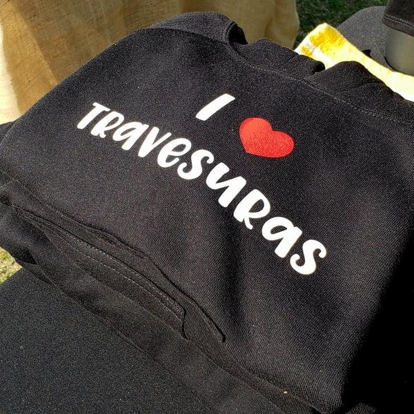 Image of I ❤ Travesuras Hoodie