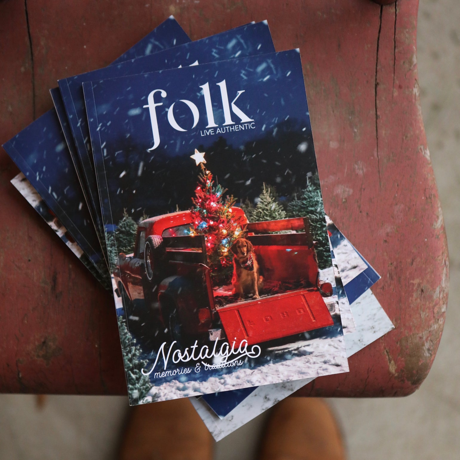 Image of The Christmas Issue