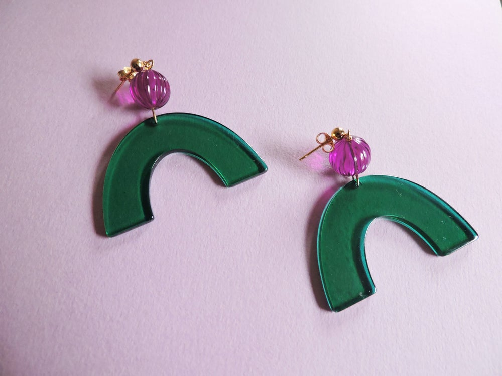 Image of Pendientes GINA