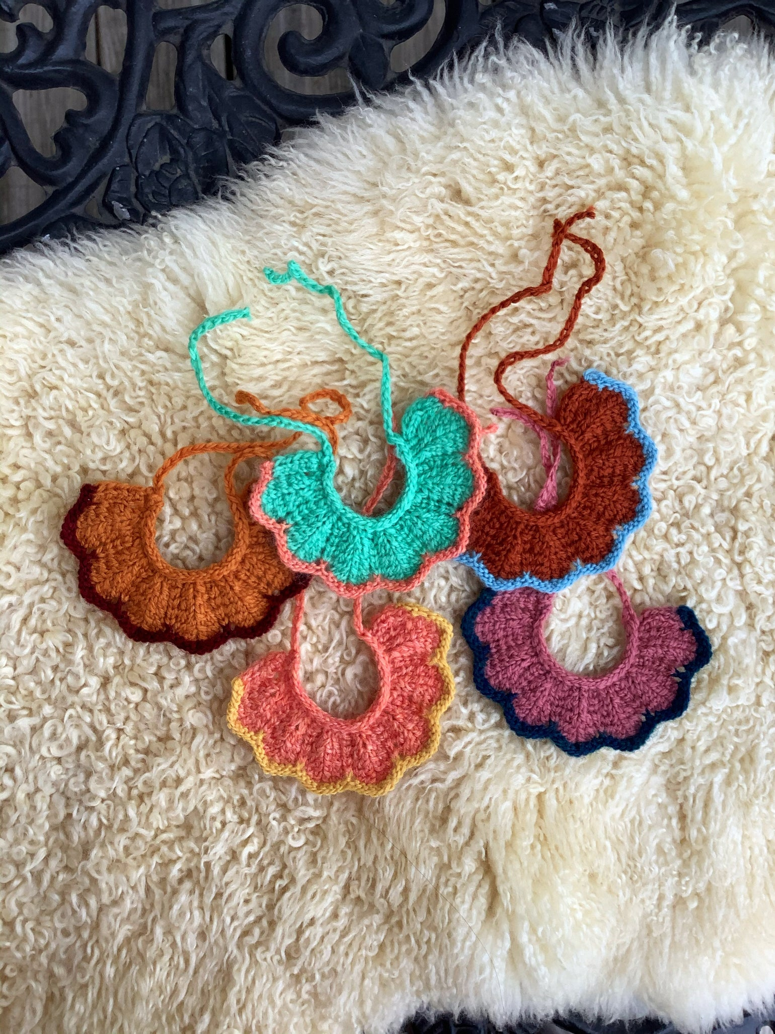 Image of Octo/Madchen Lace Collar :: Doll Clothes