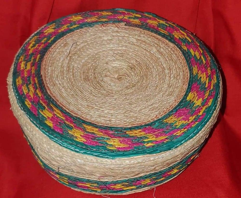 Image of Palm Tortilla Basket