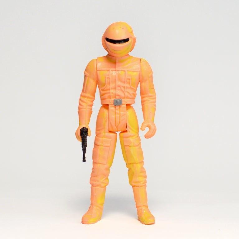 Image of  IMPERIAL MASTER GUNNER (YELLOW-FLUOR ORANGE)